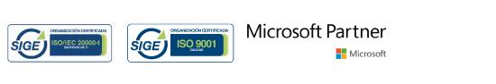 Certificaciones Empresa Tecpluss
